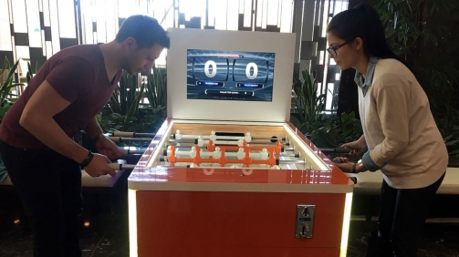 Table Soccer Arena