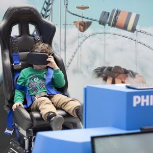 Vr Simulation Chair